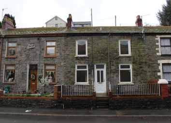 Thumbnail 3 bed terraced house for sale in 112 East Road, Ferndale, Rhondda Cynon Taff