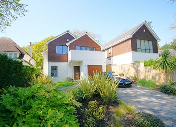 Thumbnail 4 bedroom detached house for sale in Brownsea View Avenue, Lilliput, Poole, Dorset