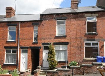 Thumbnail 3 bed terraced house for sale in Pearson Place, Sheffield, South Yorkshire