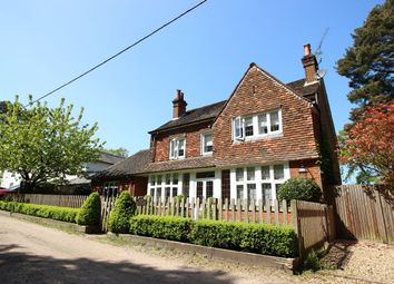 Thumbnail 4 bed detached house to rent in Cricket Hill Lane, Yateley