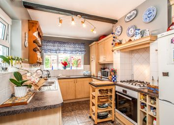 Thumbnail 2 bed terraced house for sale in The Crescent, Watford