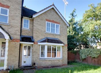 Thumbnail 3 bed semi-detached house to rent in Nightingale Shott, Egham, Surrey