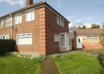 Thumbnail 2 bedroom semi-detached house for sale in Lambeth Road, Great Barr, Birmingham
