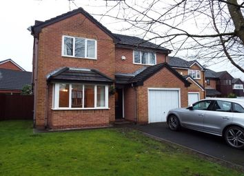 Thumbnail 4 bedroom property to rent in Felsham Close, Farnworth