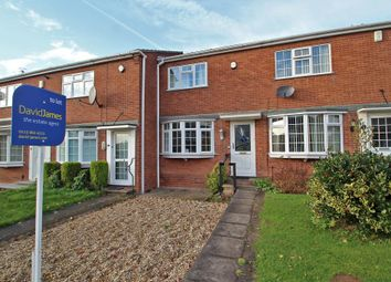 Thumbnail 2 bed town house to rent in Downham Close, Woodthorpe View, Nottingham