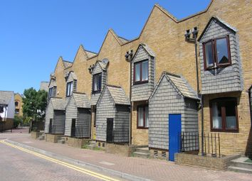 Thumbnail Semi-detached house to rent in Waterman Way, London
