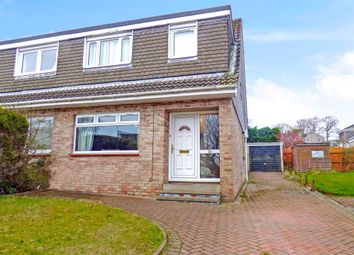 Thumbnail 3 bedroom semi-detached house to rent in Lee Crescent, Bridge Of Don, Aberdeen
