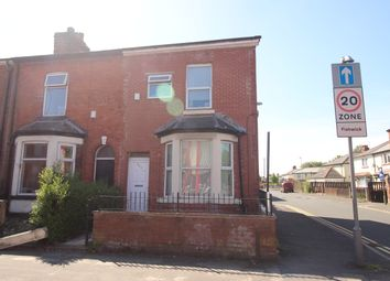 4 bed end terrace house for sale in New Hall Lane, Preston PR1