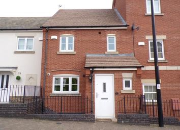 Thumbnail 3 bed terraced house for sale in Hallam Fields Road, Birstall, Leicester, Leicestershire