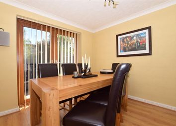 Thumbnail 4 bed detached house for sale in Hostier Close, Halling, Rochester, Kent