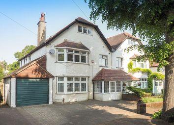 Thumbnail 6 bed semi-detached house for sale in Carshalton Park Road, Carshalton