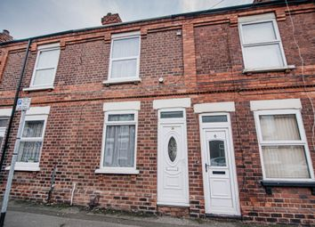 Thumbnail 2 bed terraced house for sale in Penistone Street, Doncaster