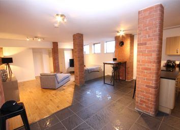 Thumbnail 2 bed flat for sale in Mill View Court, Vernon Street, Lincoln, Lincolnshire
