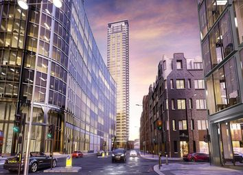 Thumbnail 3 bedroom flat for sale in Principal Tower, London