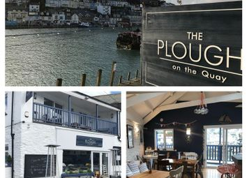 Thumbnail Restaurant/cafe for sale in The Quay, East Looe, Looe