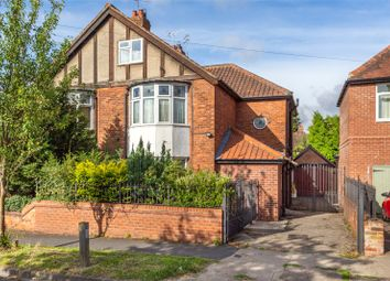 Thumbnail 5 bed semi-detached house for sale in Manor Drive South, York