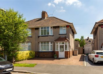 Thumbnail 3 bed semi-detached house for sale in Grittleton Road, Horfield, Bristol