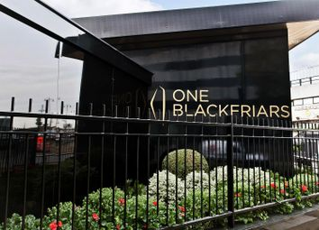 Thumbnail 1 bed flat for sale in 1 Blackfriars, London