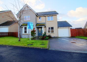Thumbnail 4 bed detached house for sale in Balfluig View, Alford