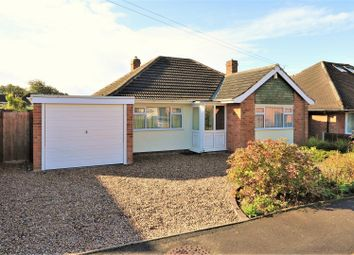 Thumbnail 2 bed detached bungalow for sale in Churchill Close, Ashby-De-La-Zouch