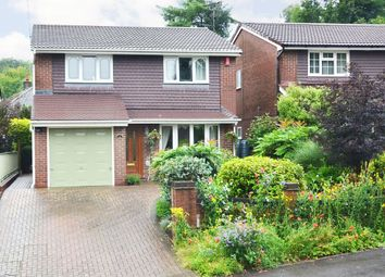 Thumbnail 4 bed detached house for sale in Roseacre Grove, Lightwood