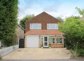 Thumbnail 4 bed detached house for sale in Well Close, Horsell, Woking, Surrey