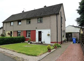 Thumbnail 3 bed semi-detached house for sale in Graham Avenue, Larbert