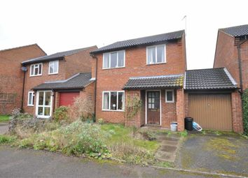 Thumbnail 3 bed link-detached house for sale in Gainsborough Close, Welland, Malvern