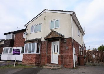 Thumbnail 3 bed semi-detached house for sale in Byron Street, Leicester