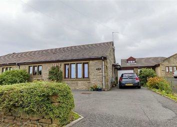Thumbnail 3 bed semi-detached bungalow for sale in Tockholes Road, Darwen, Lancashire