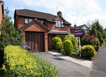 Thumbnail 4 bedroom detached house for sale in Ridge Way, Preston