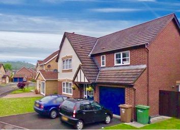 Thumbnail 4 bedroom property to rent in Nant Twyn Harris, Ystrad Mynach, Hengoed