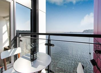 Thumbnail 1 bed flat for sale in Pendeen House, Ferry Court, Cardiff, Caerdydd