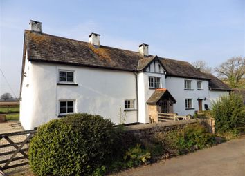 Thumbnail 4 bed detached house for sale in Jacobstowe, Okehampton