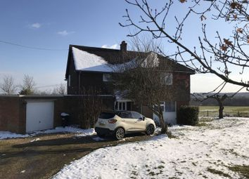 Thumbnail 4 bed detached house to rent in Staff Road, Michelmersh, Romsey