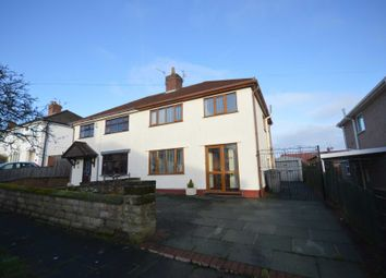 Thumbnail 3 bed semi-detached house for sale in Heather Bank, Bebington, Wirral