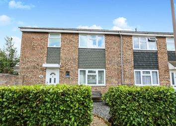 Thumbnail 3 bedroom end terrace house for sale in Abbey Grove, Sandy, Bedfordshire
