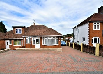 Thumbnail 3 bed detached bungalow for sale in Chessel Crescent, Southampton