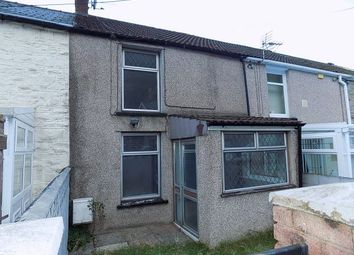 Thumbnail 3 bed terraced house to rent in Bridge Street, Abertillery