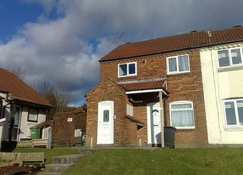 Thumbnail 1 bed flat to rent in Twmbarlwm Close, Risca, Newport