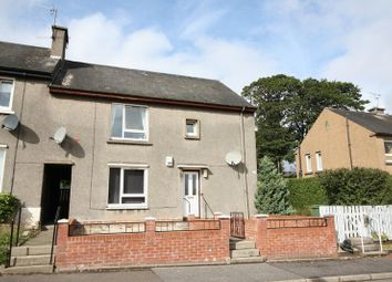 Thumbnail 2 bed flat for sale in Gean Road, Alloa