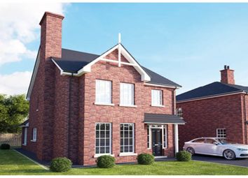 Thumbnail 4 bedroom detached house for sale in Old Church Heights, Derriaghy Road, Lisburn