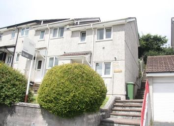 Thumbnail 2 bedroom end terrace house for sale in Colebrook, Plymouth