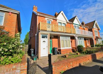 Thumbnail 2 bed maisonette for sale in Kingsway Road, Burnham-On-Sea