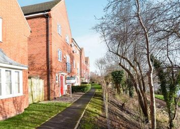 Thumbnail 3 bed end terrace house for sale in Robins Walk, Evesham, Worcestershire
