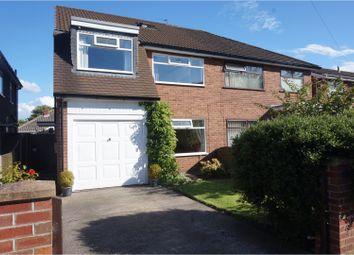 Thumbnail 4 bedroom semi-detached house for sale in Millcroft, Crosby