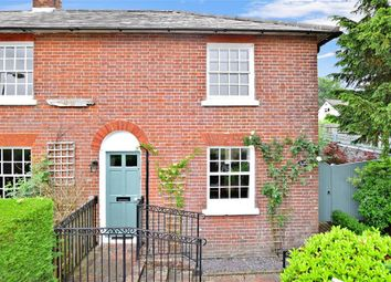 Thumbnail 2 bed cottage for sale in The Street, Framfield, Uckfield, East Sussex