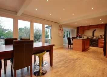 Thumbnail 4 bedroom detached house for sale in Thameside, Chertsey, Surrey