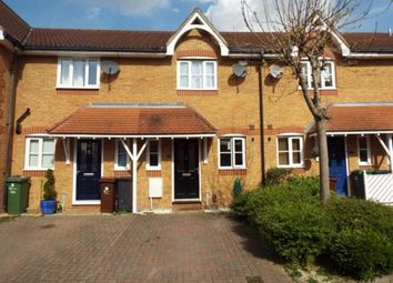 Thumbnail 2 bed terraced house for sale in Fuchsia Close, Rush Green, Romford