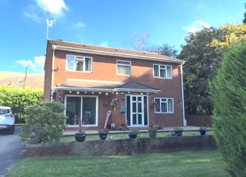 Thumbnail 4 bed detached house for sale in Ty-Dafydd, Treorchy